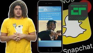 NBC запускает Новости вещания для Snapchat | Хруст отчет