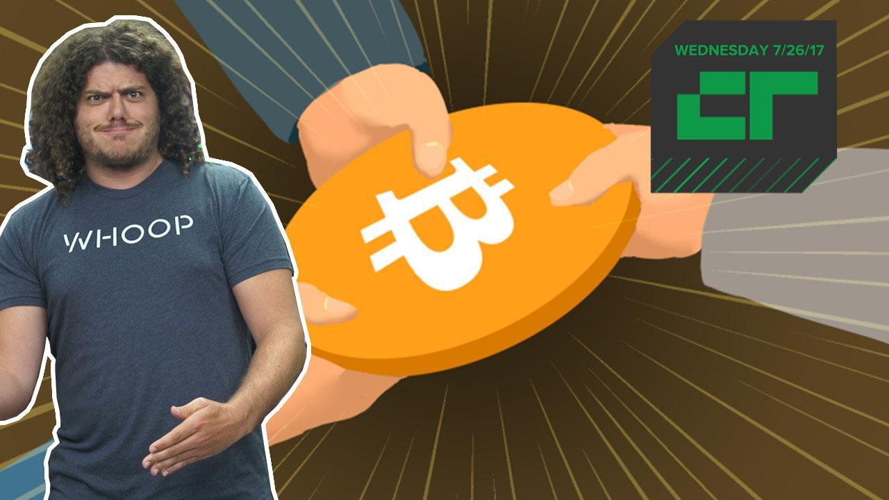 SEC Starts Regulating ICOs | Crunch Report