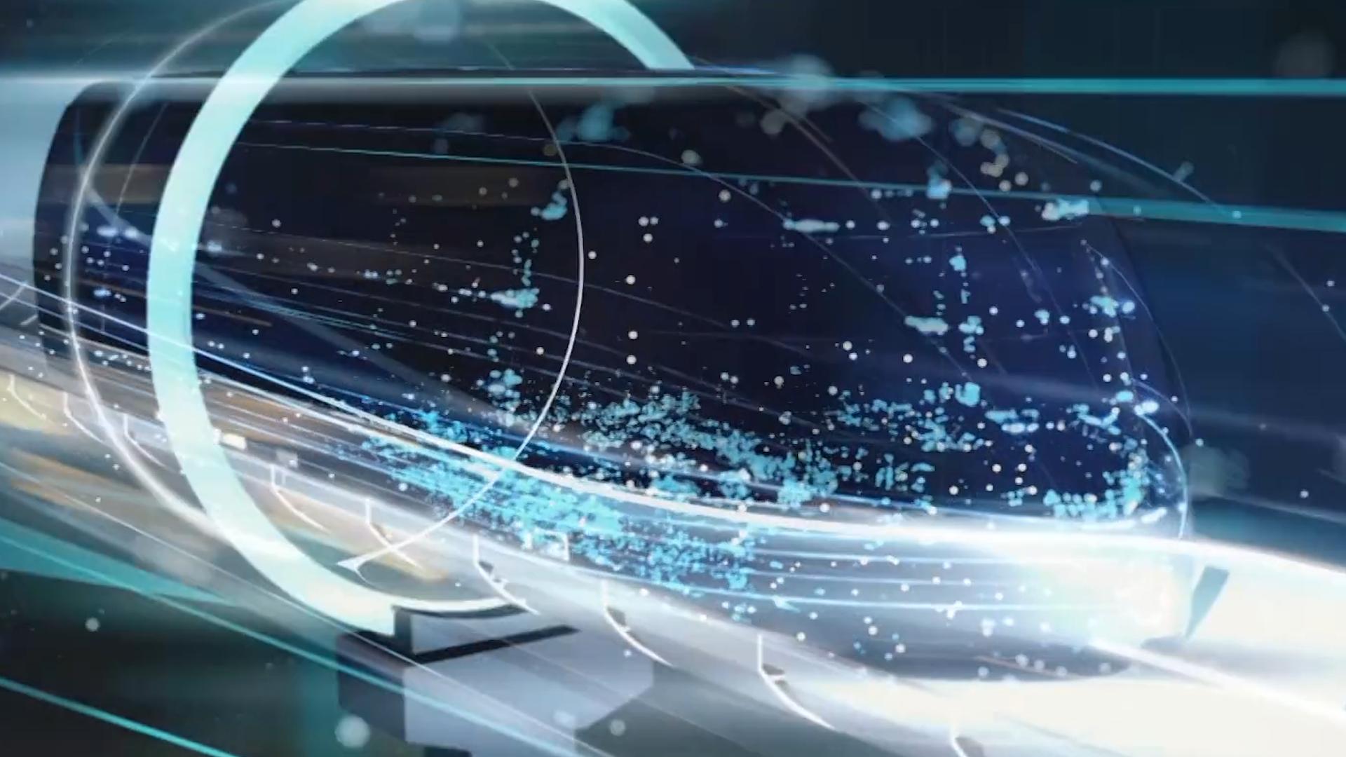 Hyperloop One Breaks Speed Record