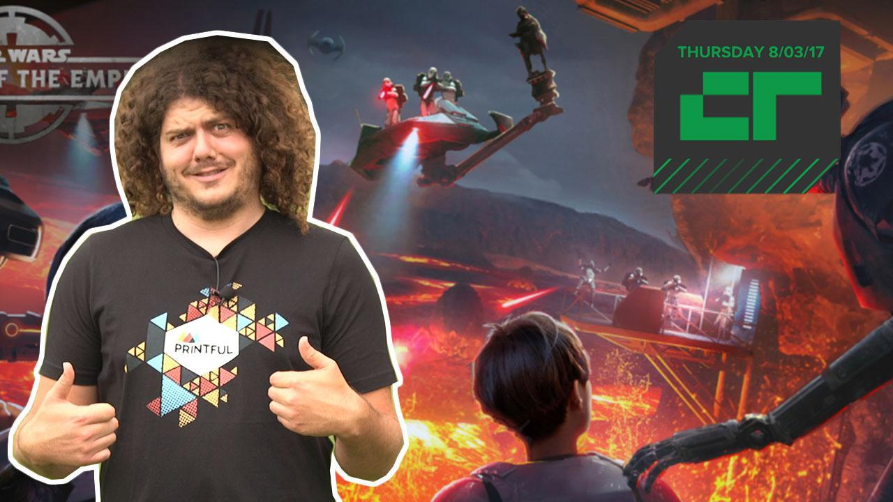 Virtual Reality Star Wars Experience Is Coming to Disney Parks | Crunch Report