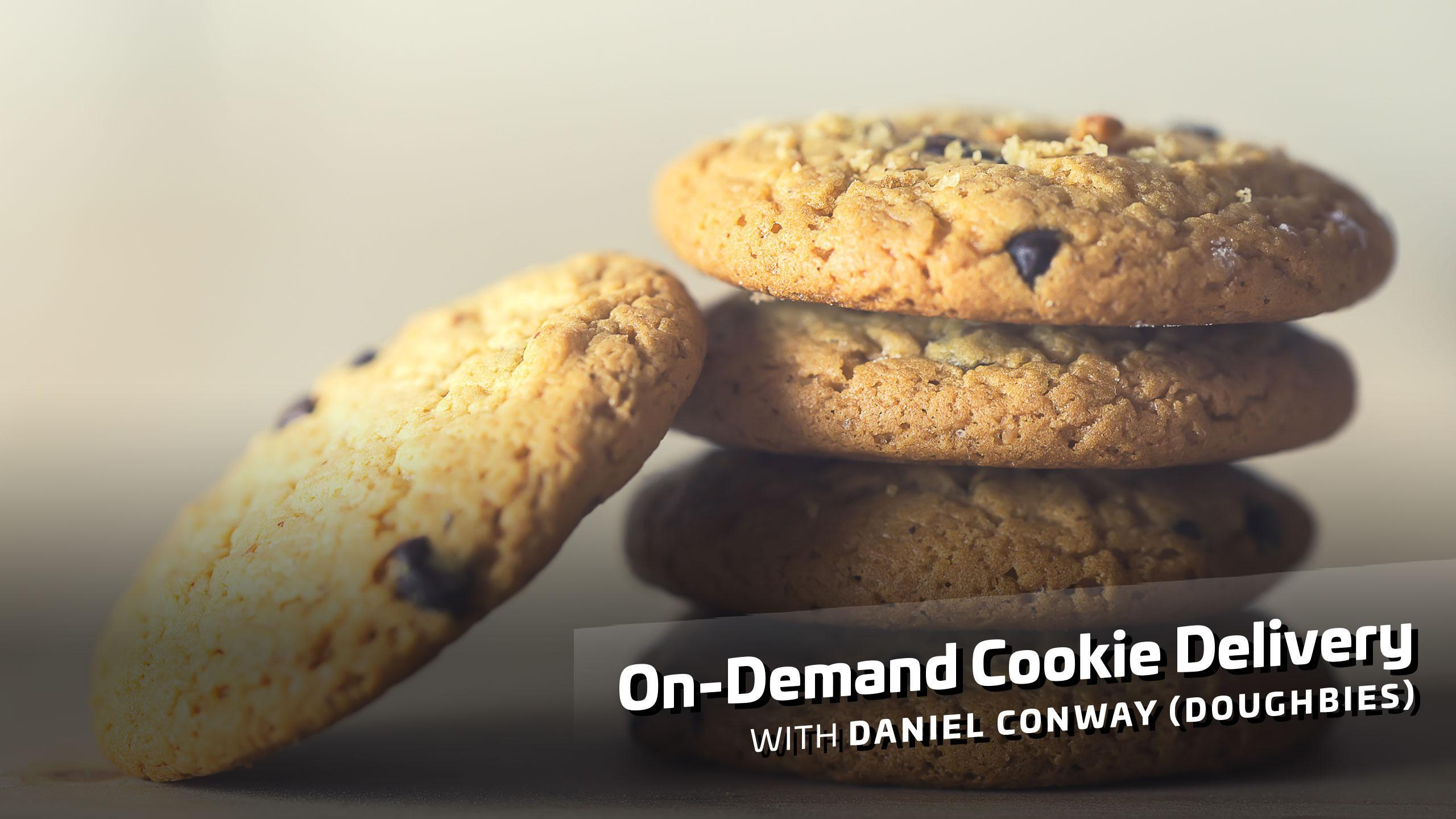 On-Demand Cookie Delivery