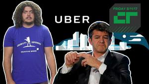 Benchmark Sues Travis Kalanick | Crunch Report