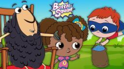 Bottle Squad   Kids Cartoons   Superhero Songs   Baa...