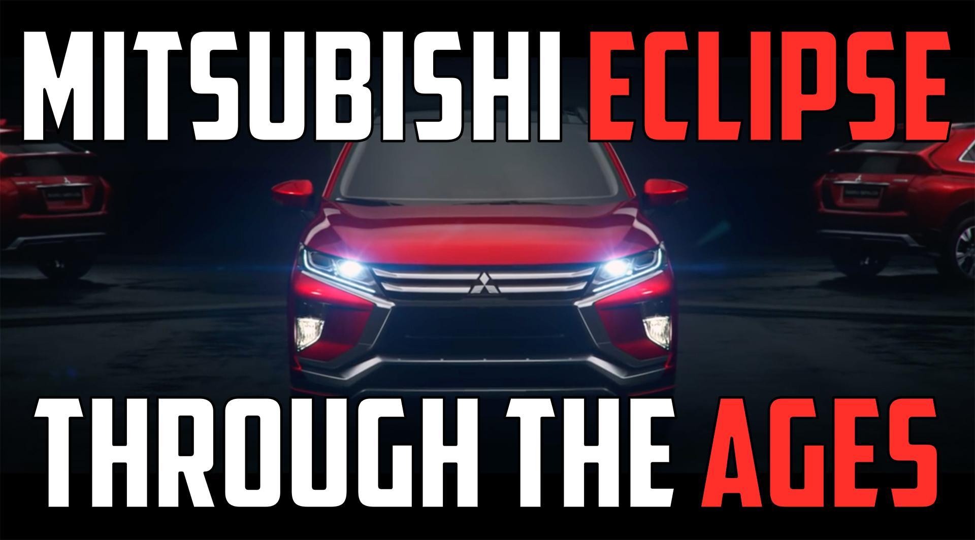 Mitsubishi Evolution nameplate evolves into an electrical SUV