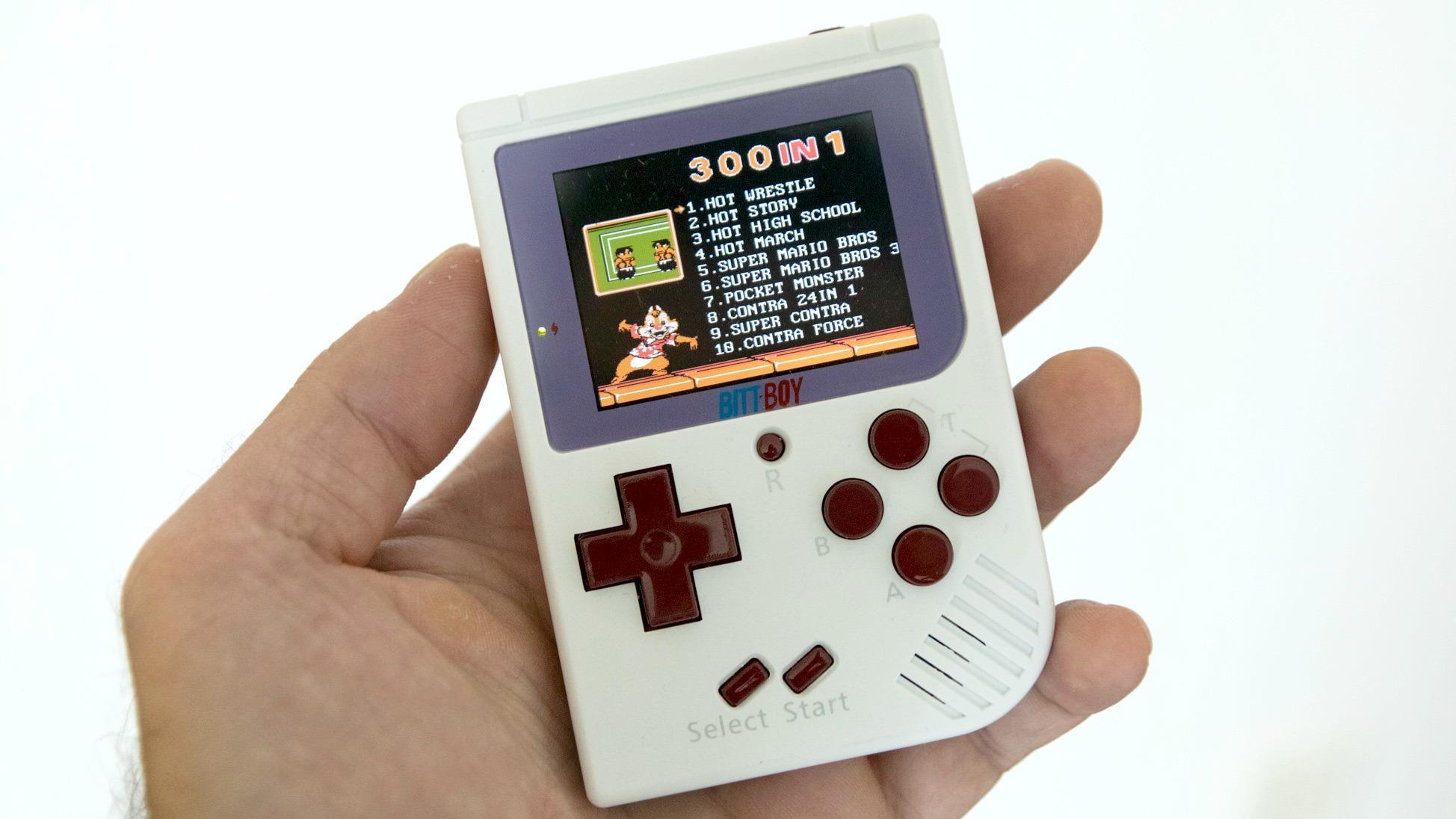 Bittboy Retro Pocket Console