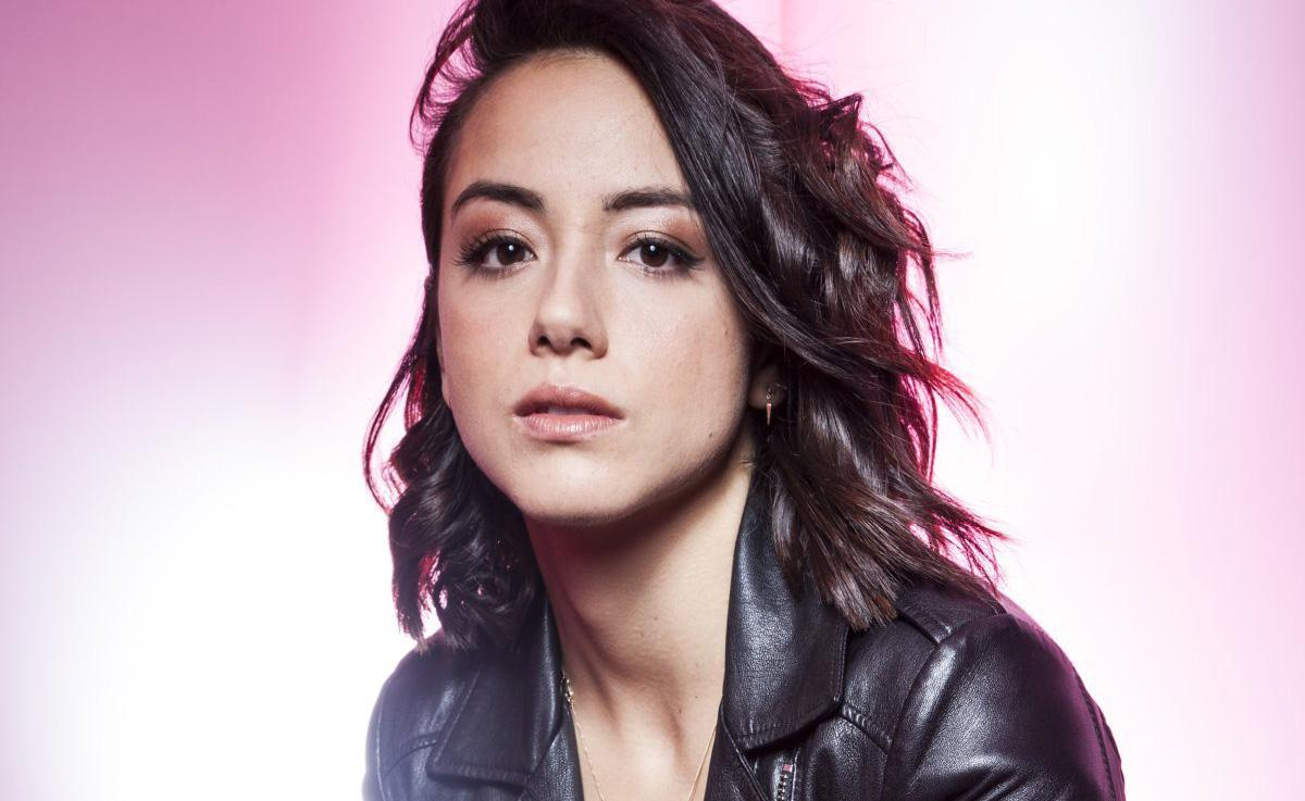 Asian-American Actress Chloe Bennet Defends Decision To ...
