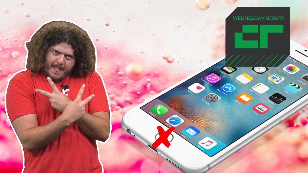 Apple Might Be Getting Rid of the Home Button | Crunch Report