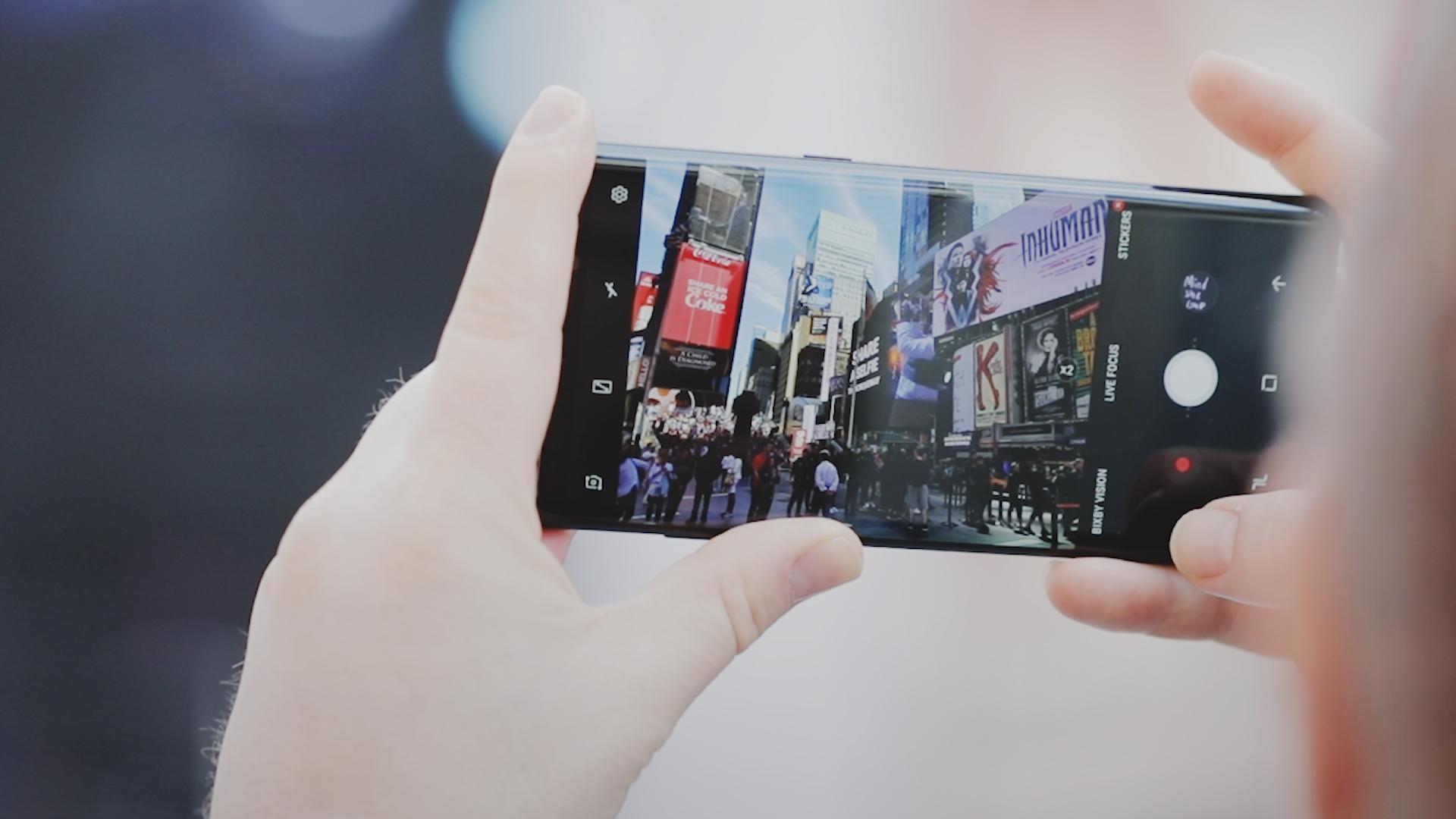 Samsung's Galaxy Note 8