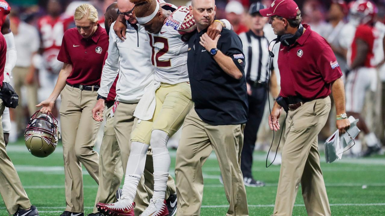 Florida State QB Deondre Francois reportedly being investigated in domestic violence incident