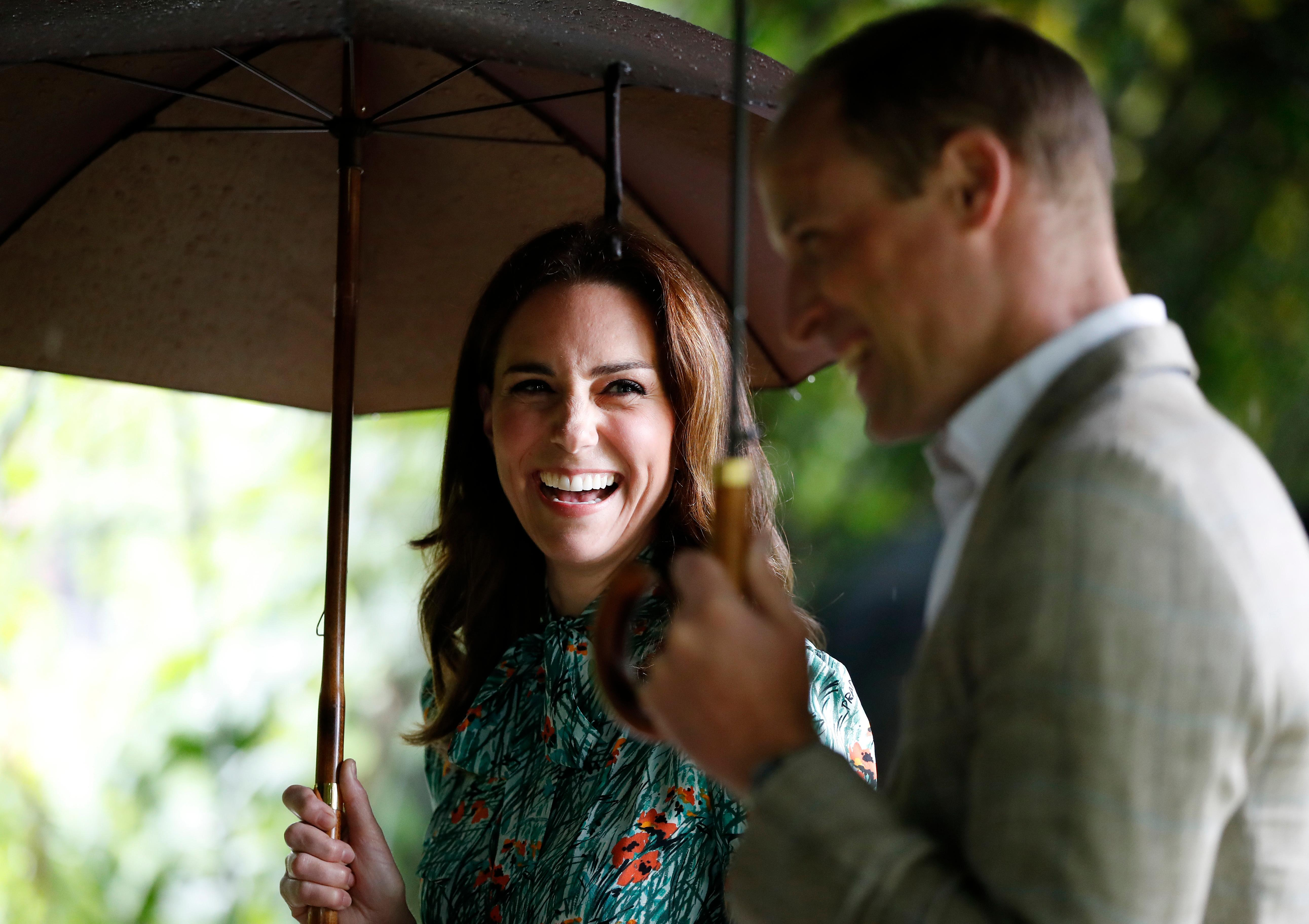 prince william says kate's pregnancy is 'a bit anxious to start with'