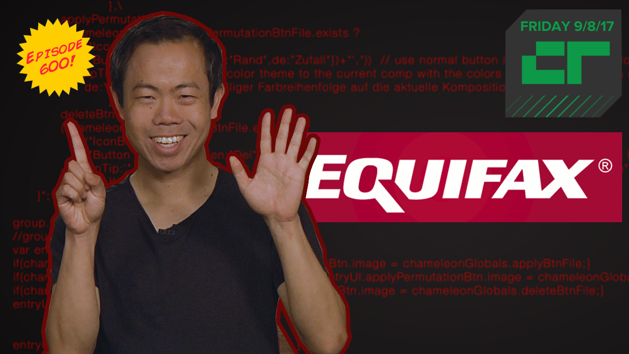 Equifax Gets Hacked   Crunch Report