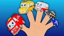 kids tv channel | vehicle songs | finger family | nu...