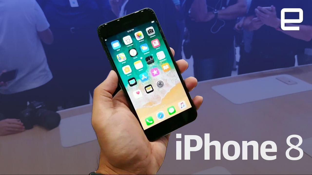 iphone 8 and 8 plus hands on familiar but not too familiar