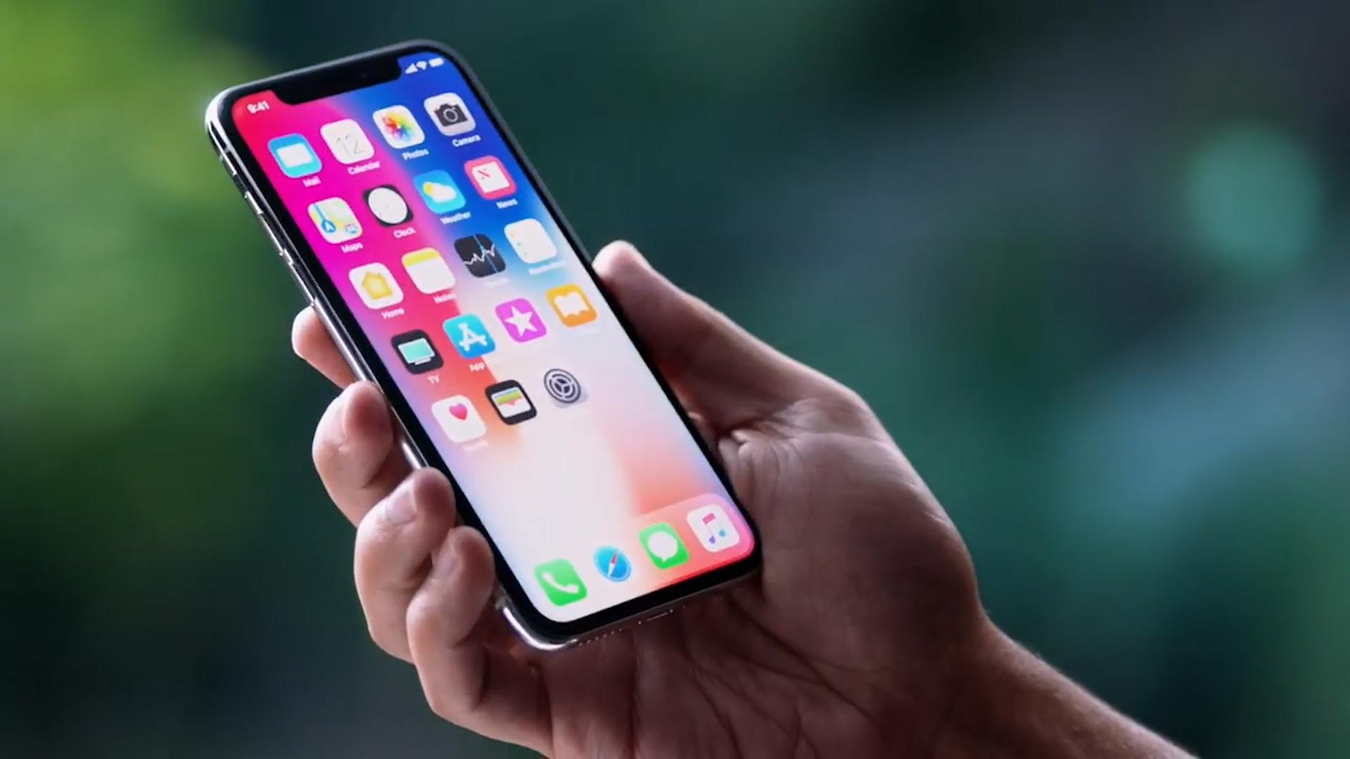 All about the iPhone X