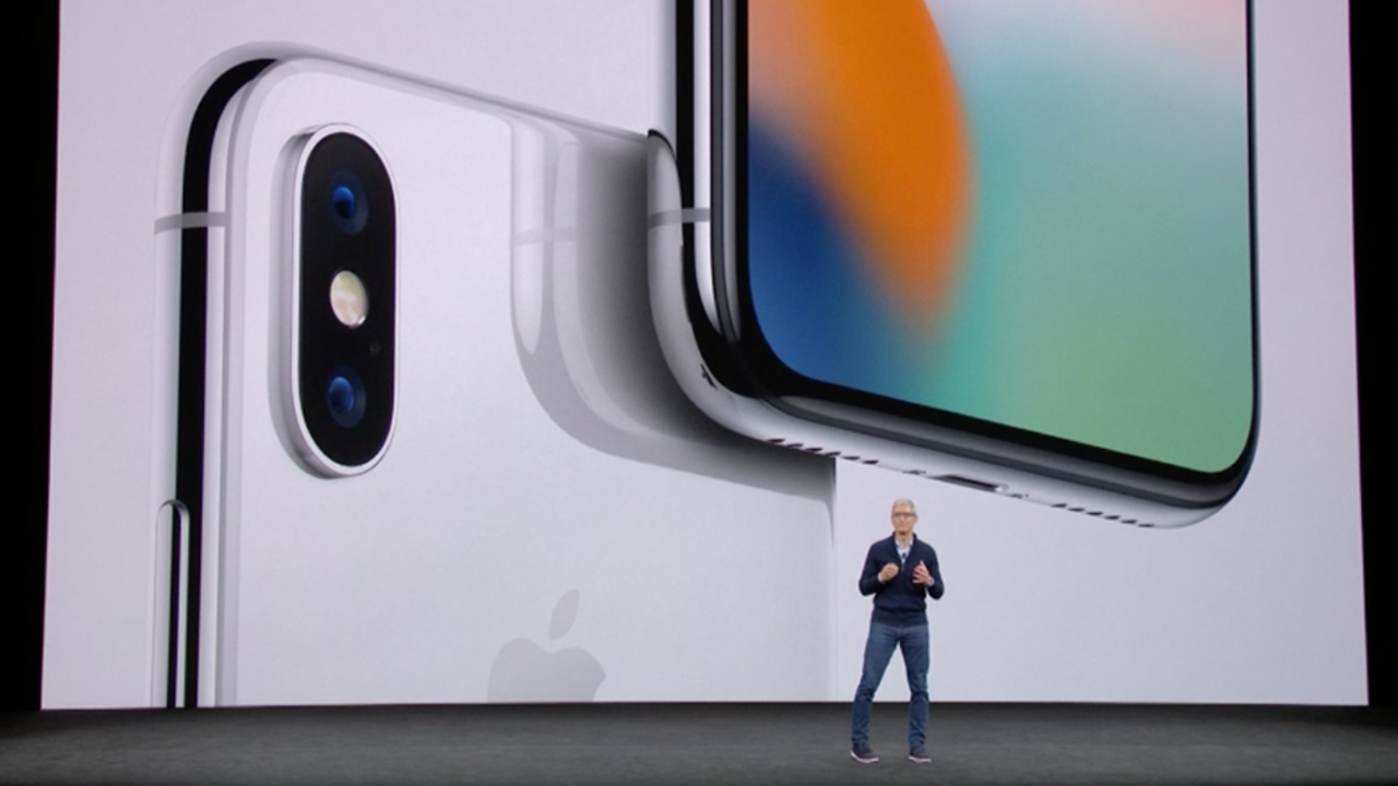 Apple's iPhone X event recap