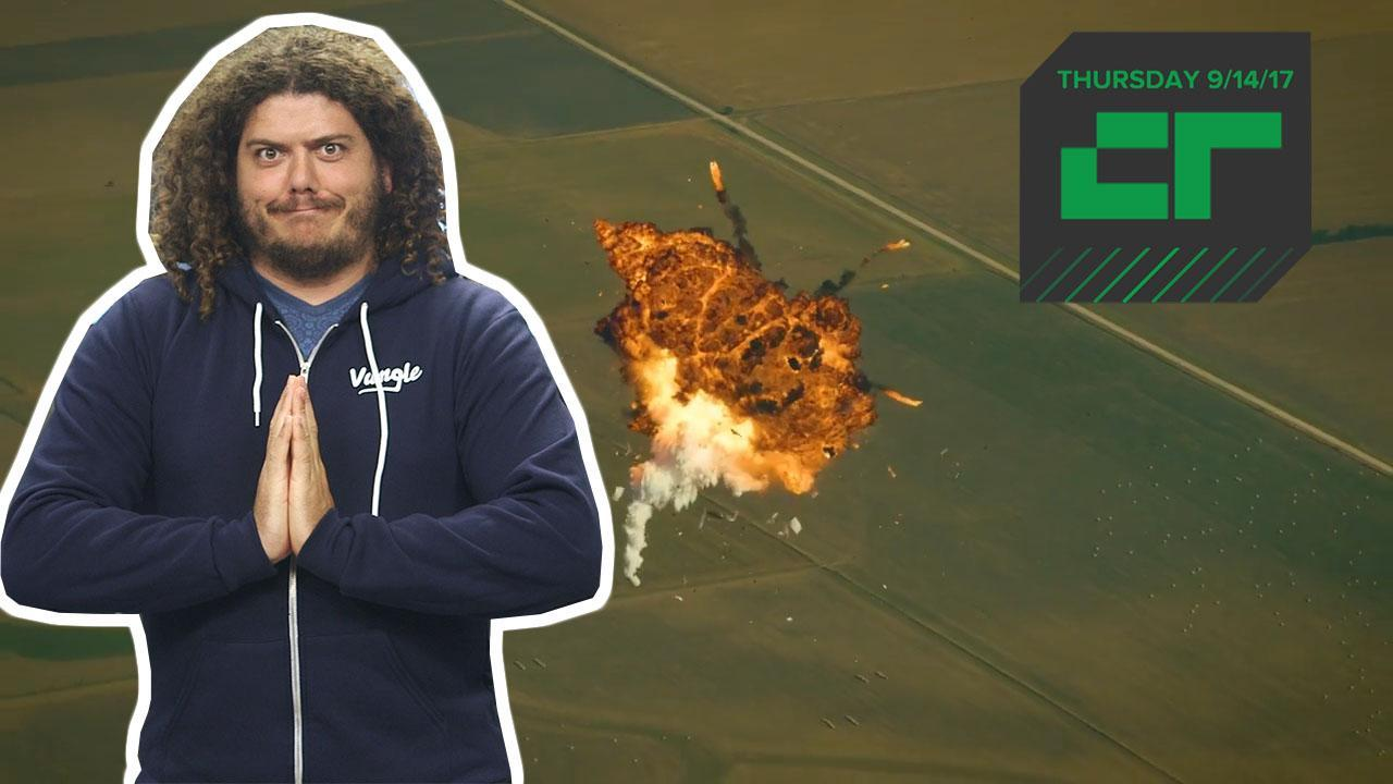 The Many Faces of SpaceX Explosions | Crunch Report