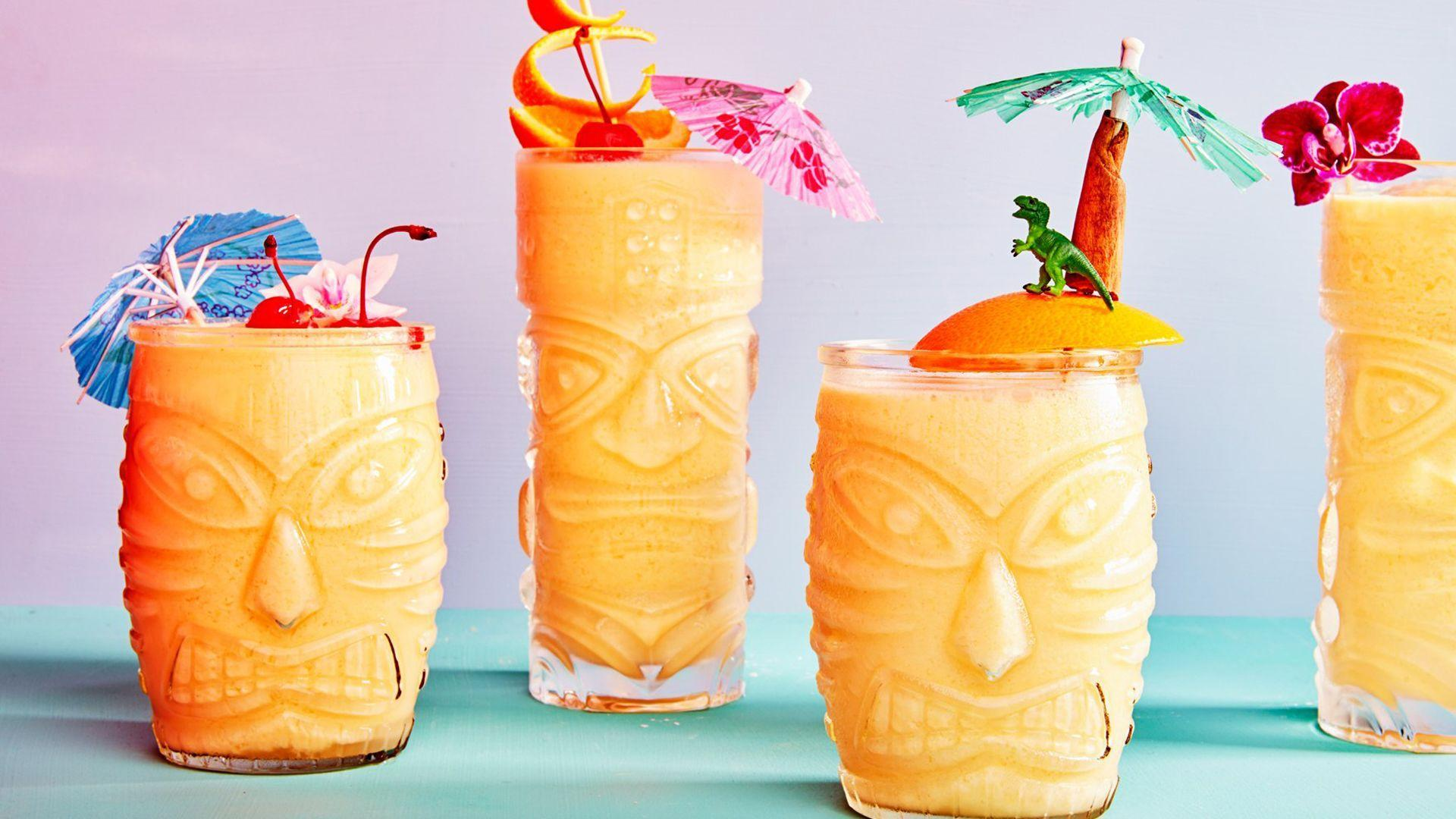 8 easy refreshing cocktails to make this summer for Easy to make cocktails