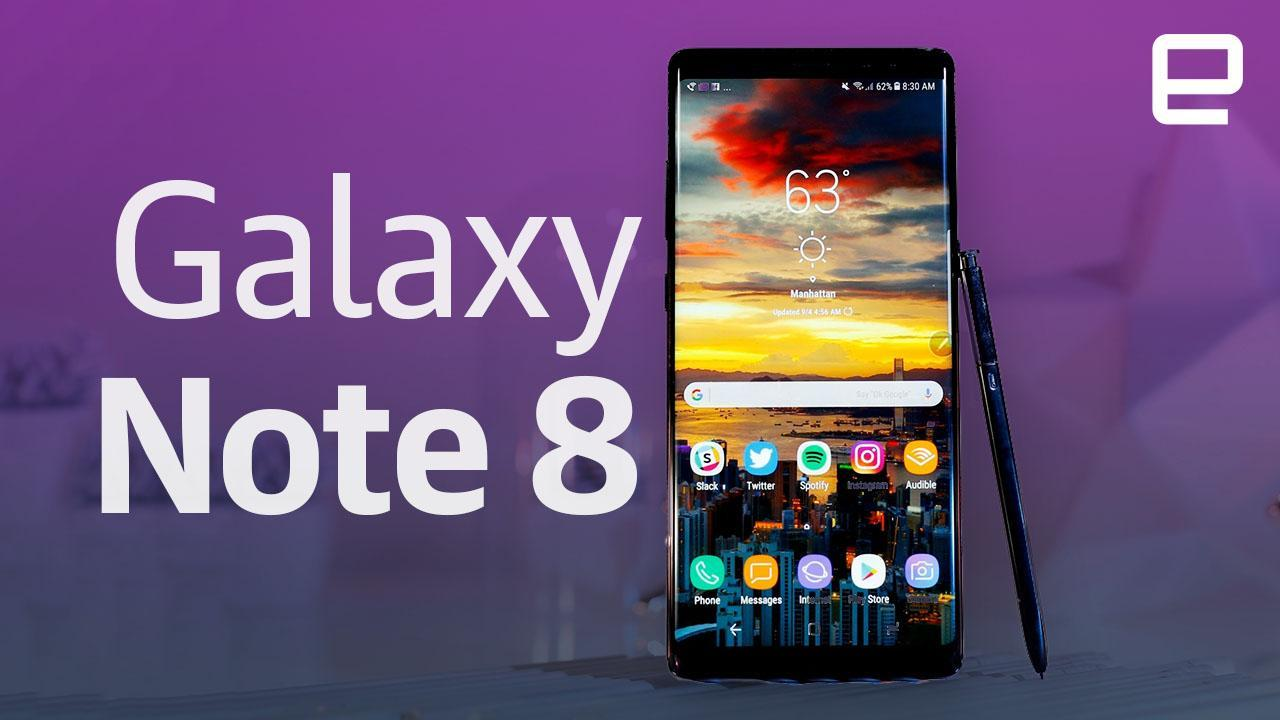galaxy note 8 over the horizon ringtone download
