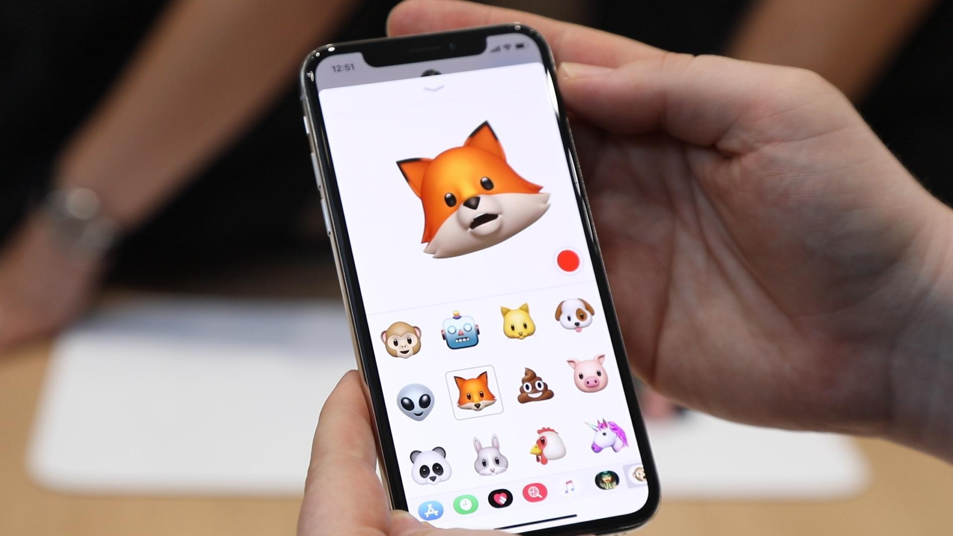 iPhone X hands on