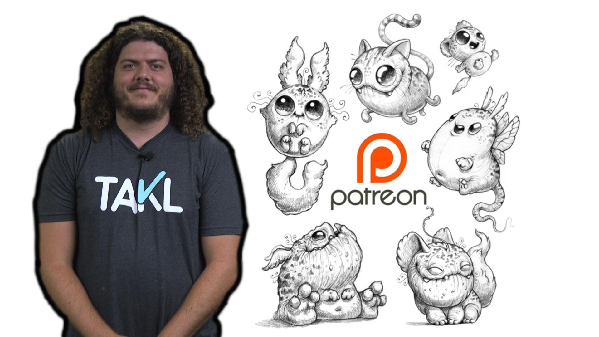 Patreon is raising a Series C at $450M | Crunch Report