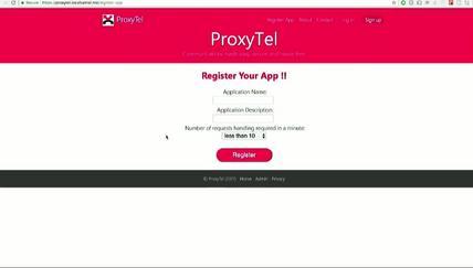 ProxyTel