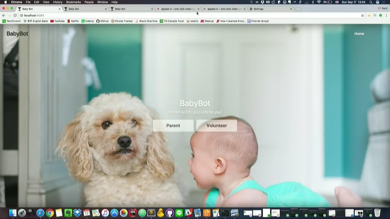 BabyBot