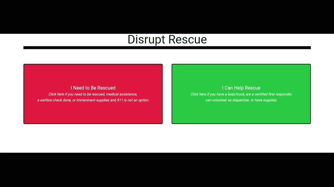 Disrupt Rescue