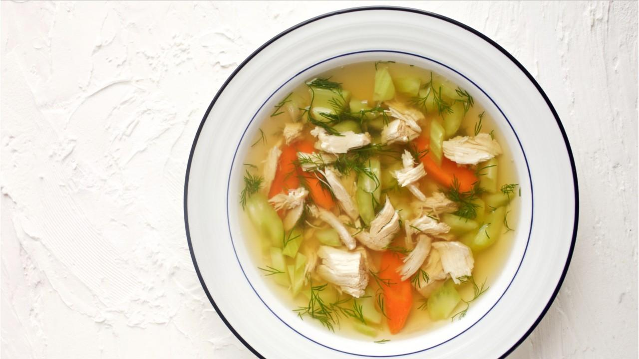 Why You Should Add Vinegar to Your Chicken Stock