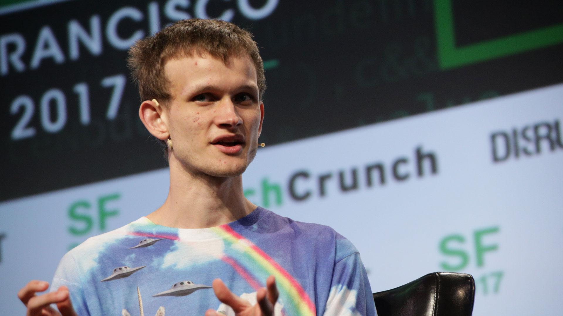 Decentralizing Everything with Ethereum's Vitalik Buterin
