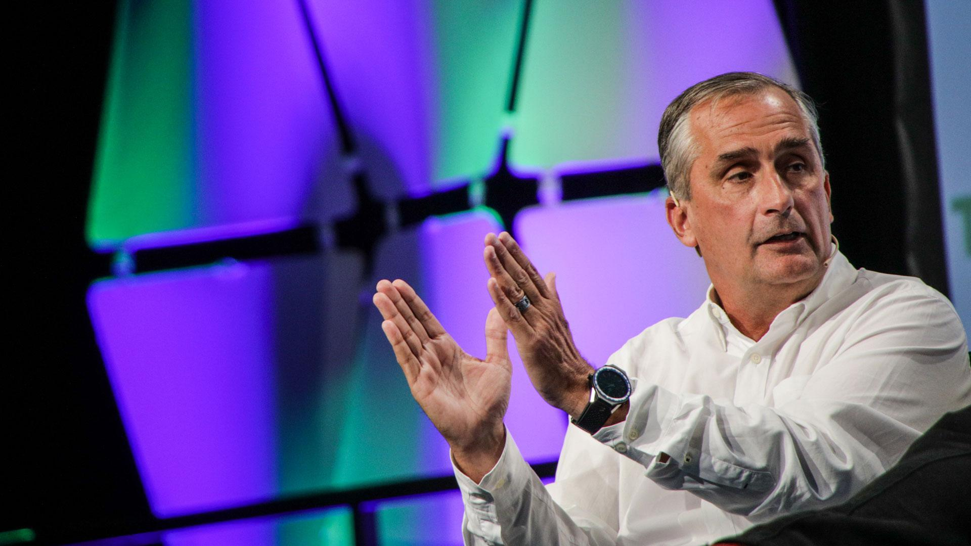 Silicon on Wheels from Intel CEO Brian Krzanich