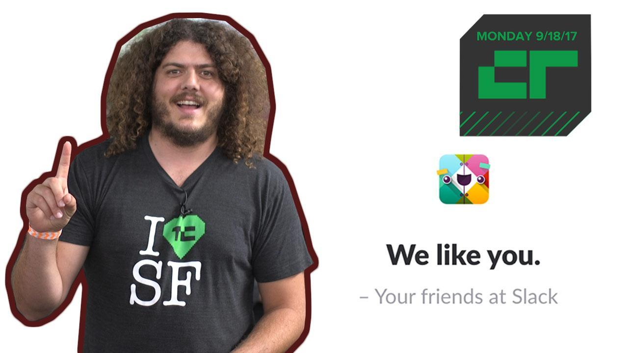 Slack Raises $250 Million | Crunch Report