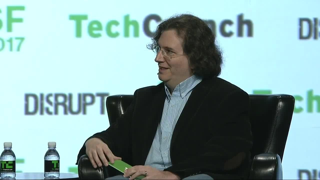 "Giannandrea of Google: ""I'm not worried about the AI apocalypse"""