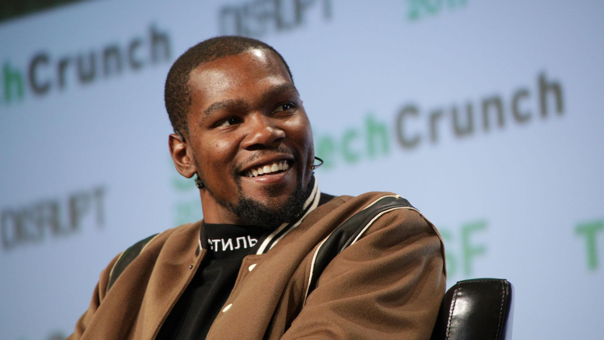 Kevin Durant Joins the Investment Game