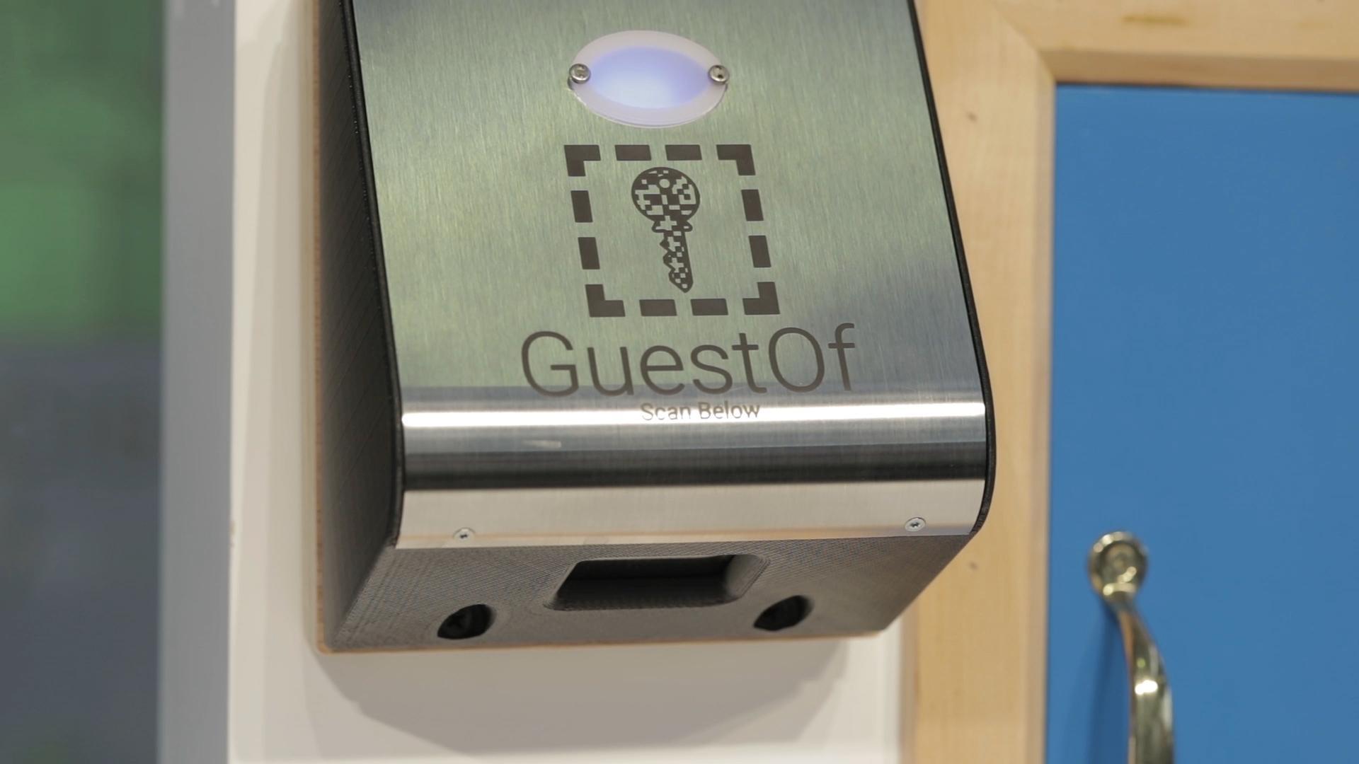 Guest Of QR Lock