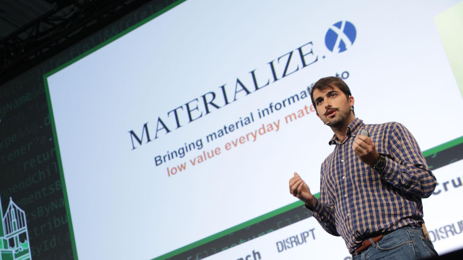 Materialize X: Better Materials Through Machine Learning