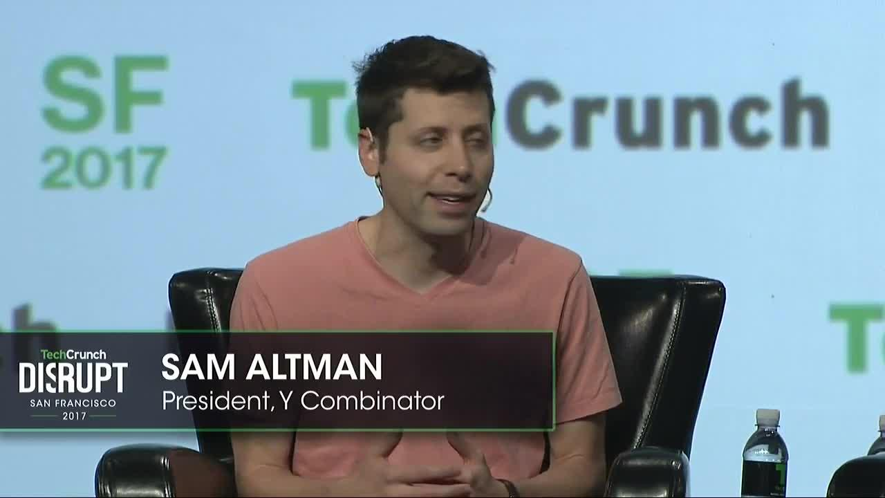 Sam Altman of YC: China remains important to us