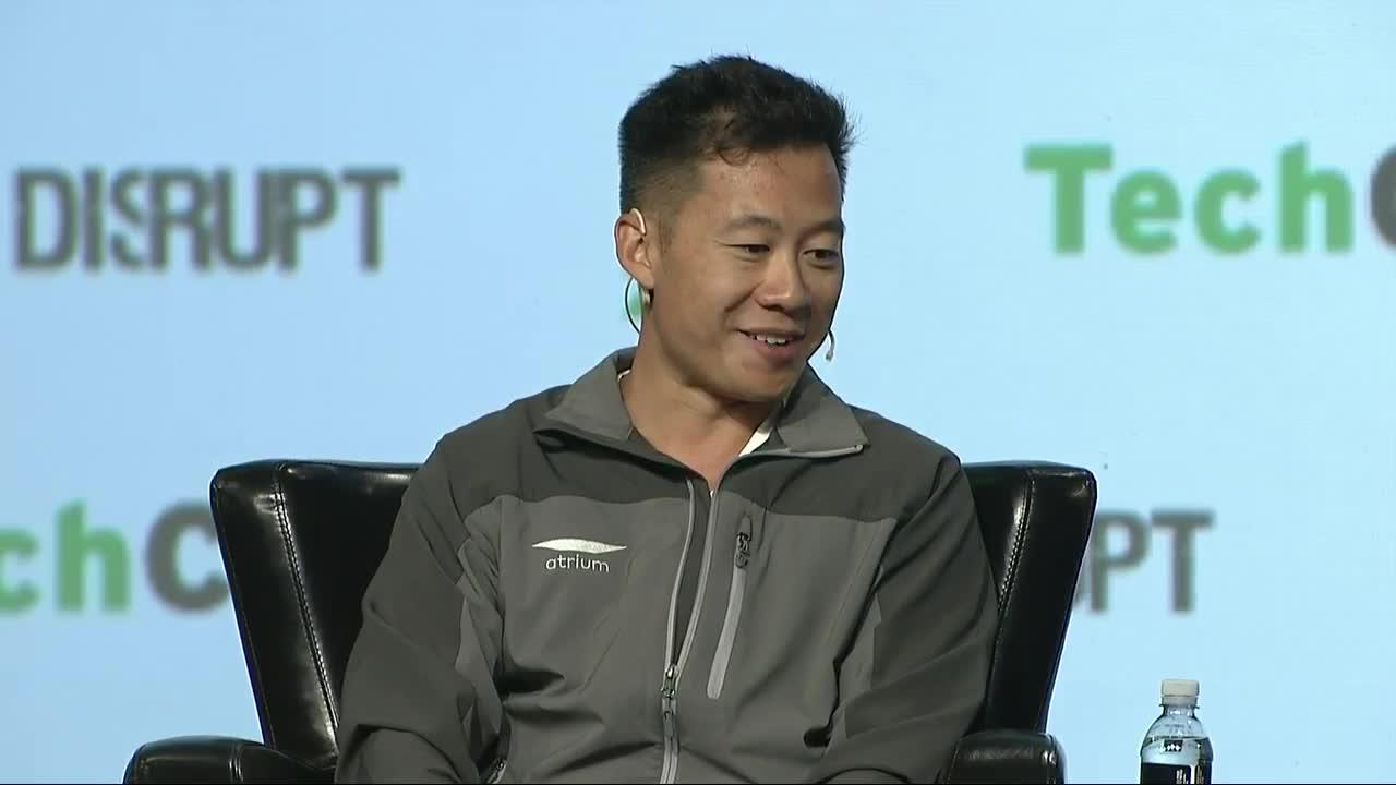 Justin Kan on his legal startup Atrium