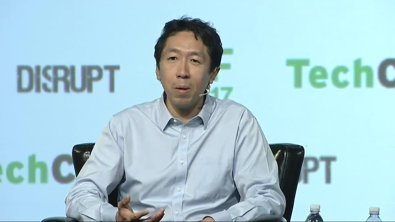 Andrew Ng: AI will transform every industry. It's the new electricity