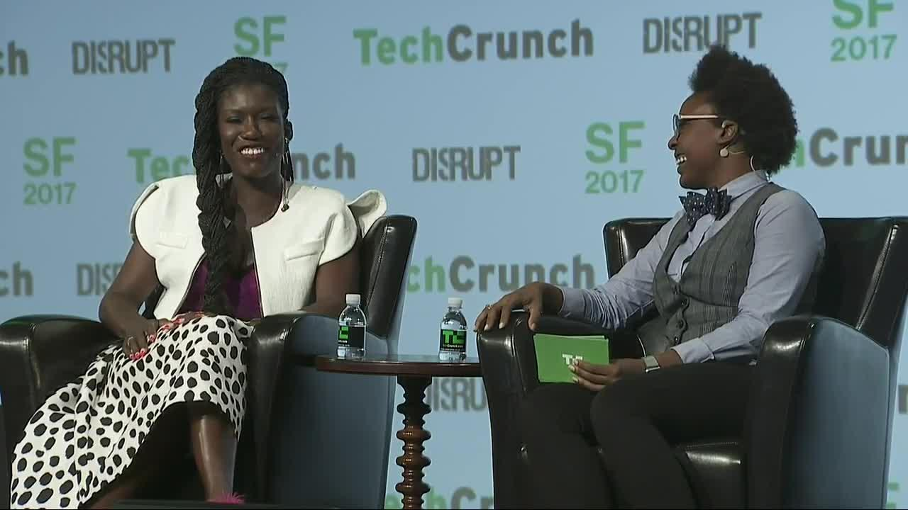 Bozoma Saint John on Uber's first diversity report