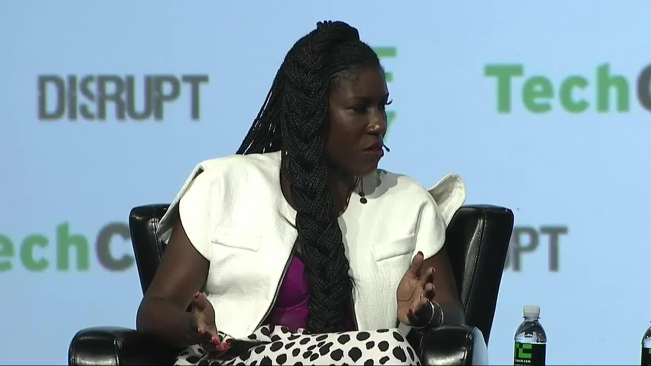 Bozoma Saint John on why she left Apple for Uber