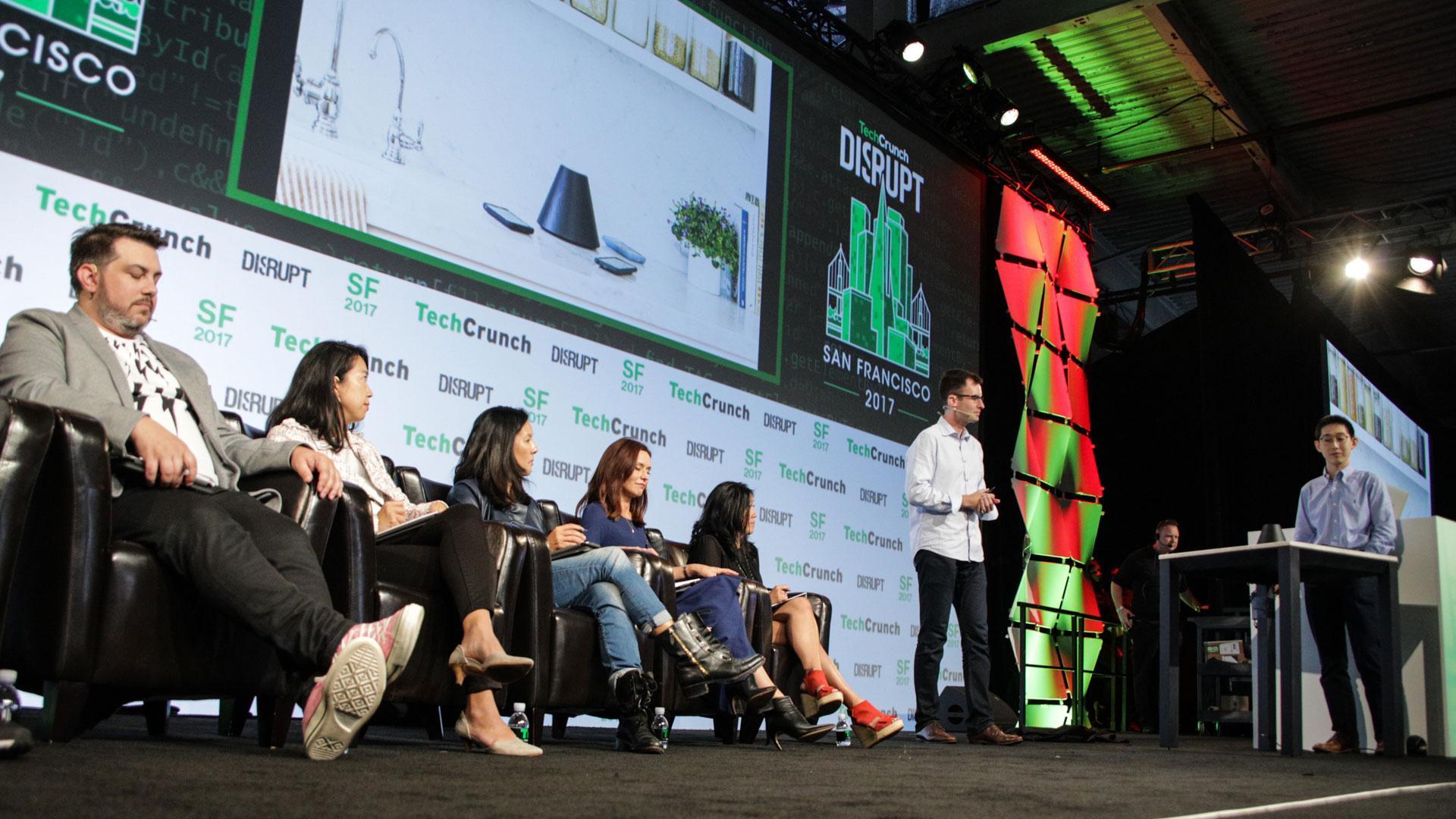 Disrupt SF 2017 Startup Battlefield Finals: Pi