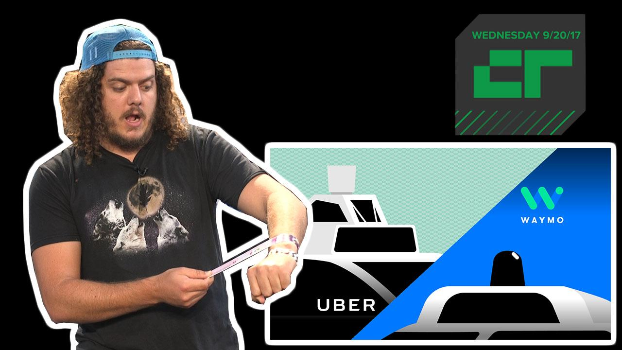 Waymo Wants $2.6B for Trade Secret | Crunch Report