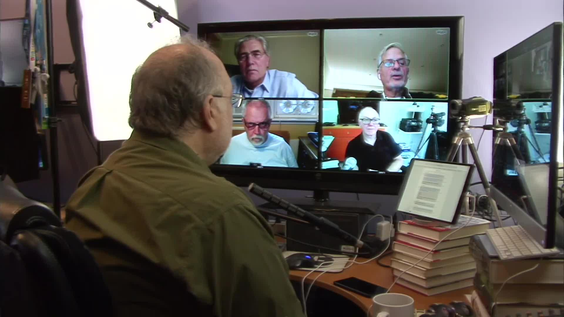 Gillmor Gang: Gas Table