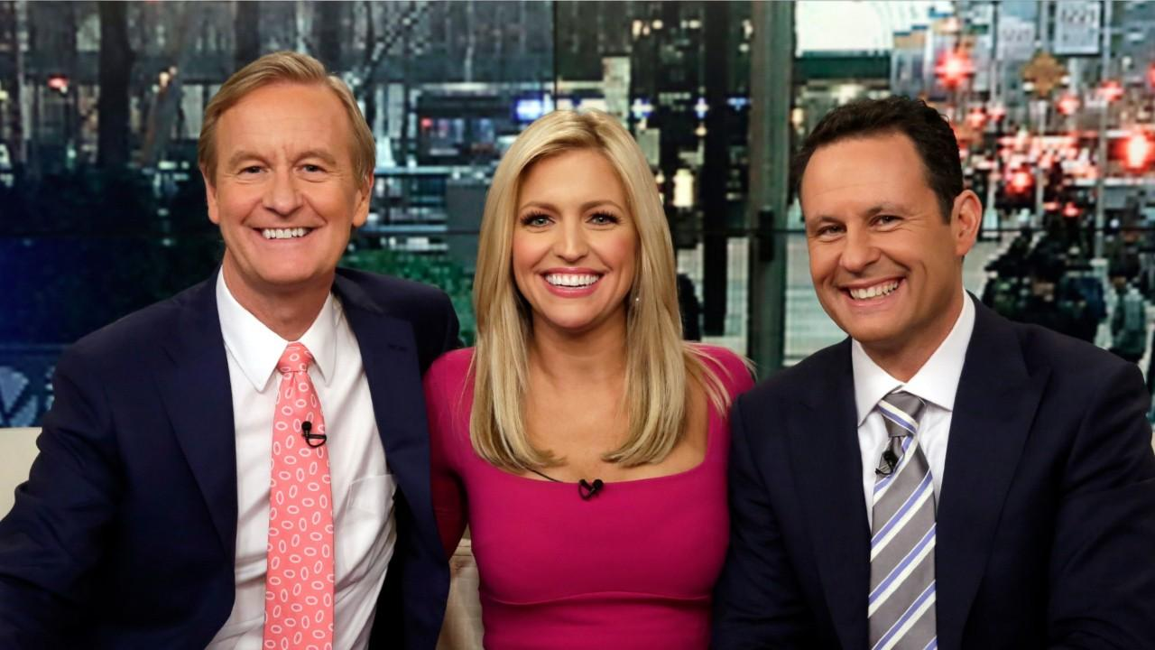 Fox & Friends draws ire by dressing up black child as watermelon slice for Halloween