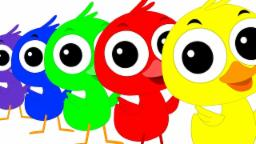Colorful Duck Song Nursery Rhymes songs For Children...