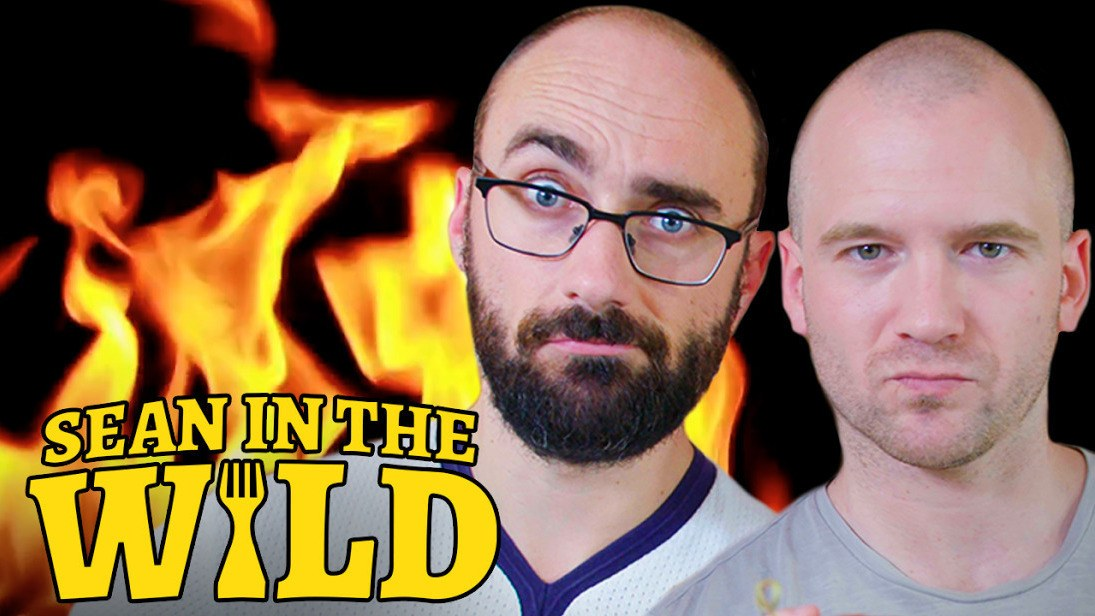 Vsauce and Sean Evans Test Spicy Food Remedies