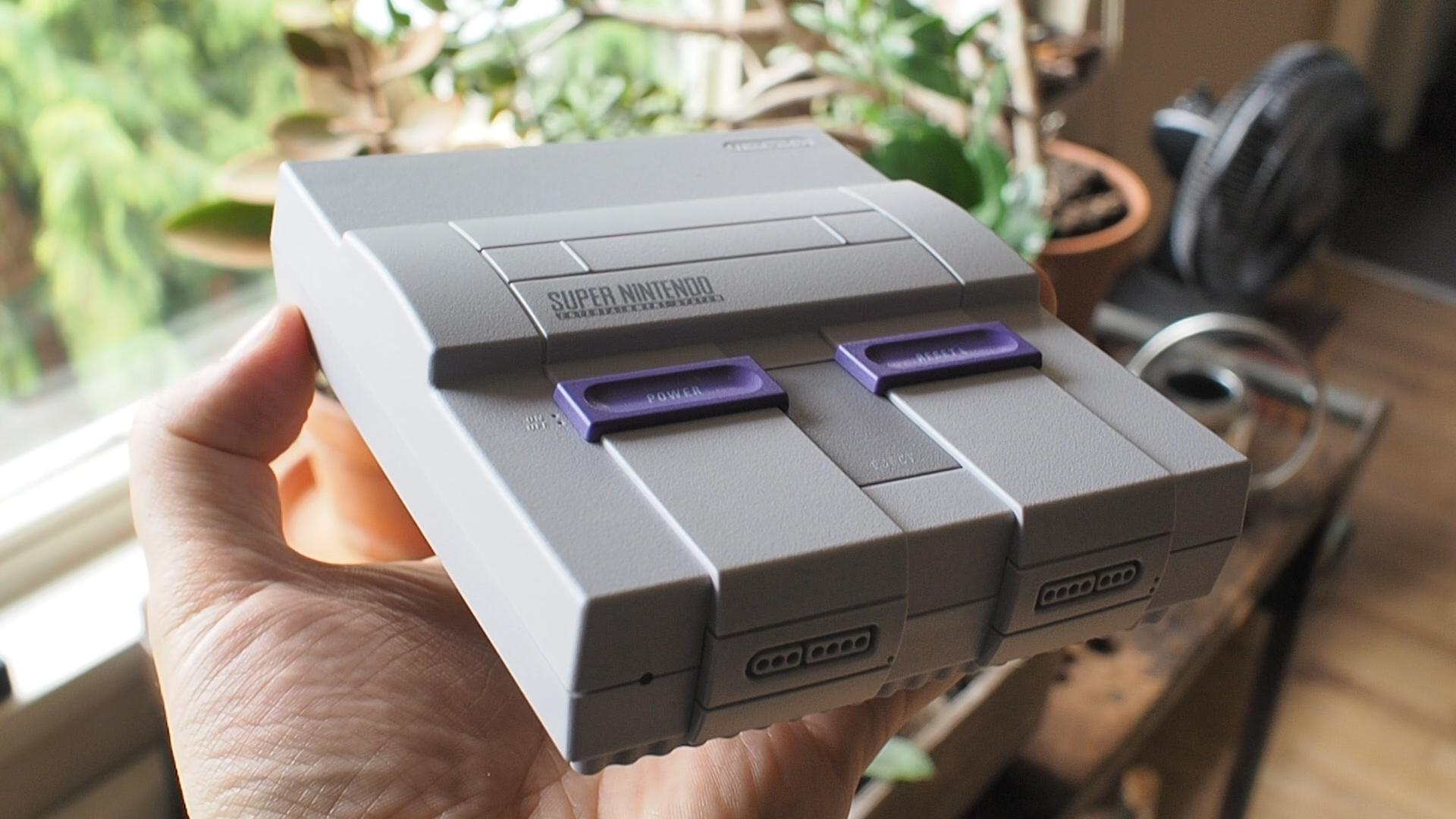SNES Classic Edition is worth every bit
