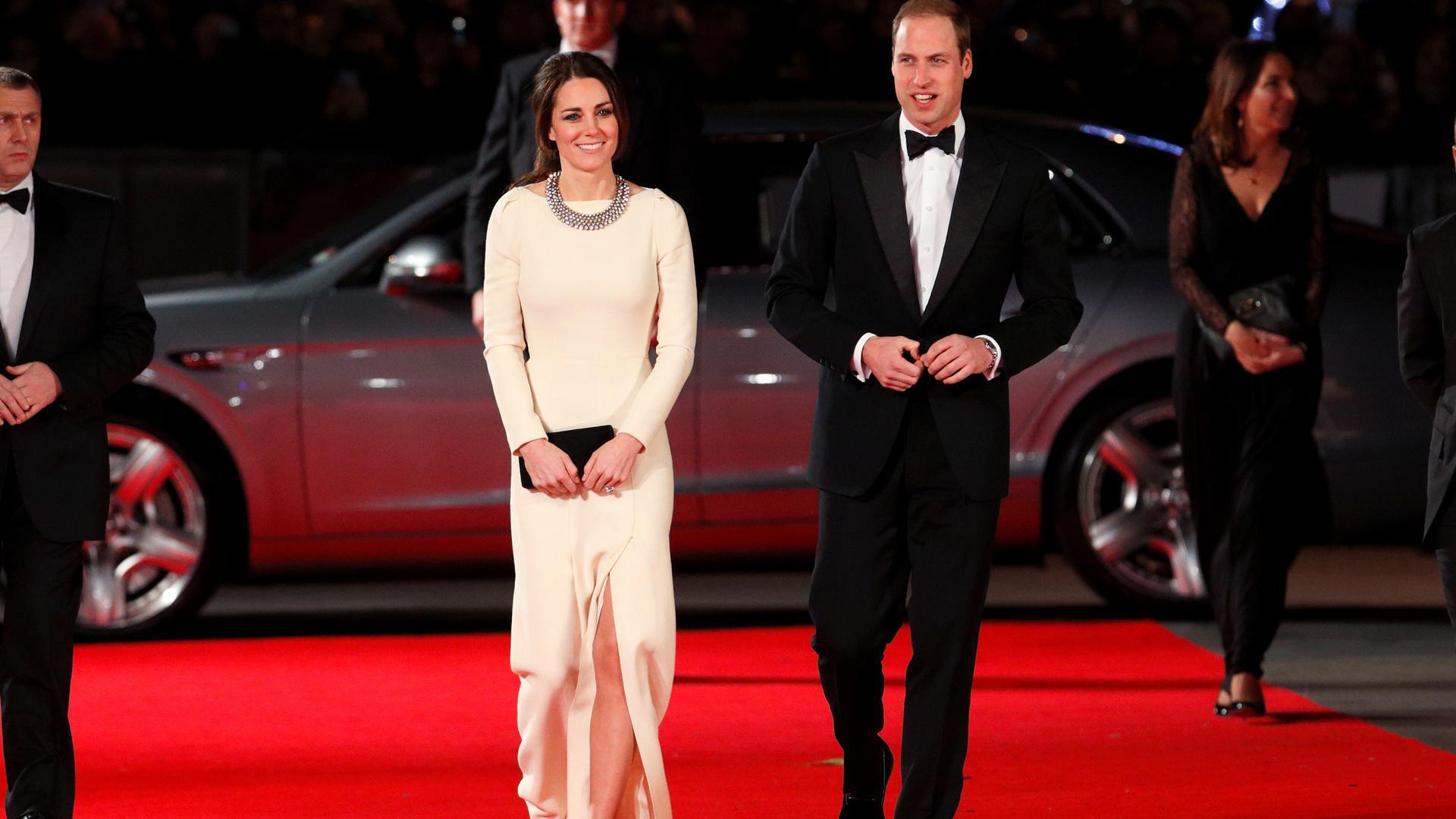Watch Kate Middleton's Beauty Evolution Unfold