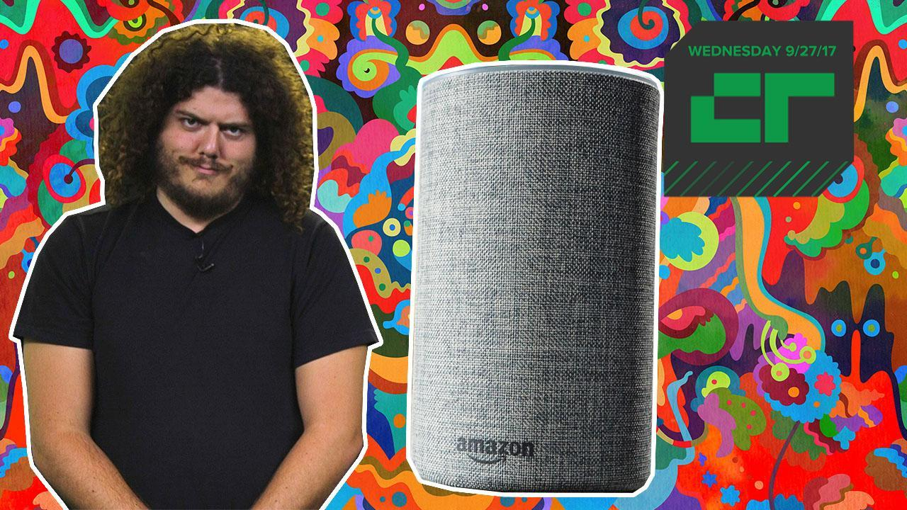 Amazon's New High-End Echo | Crunch Report