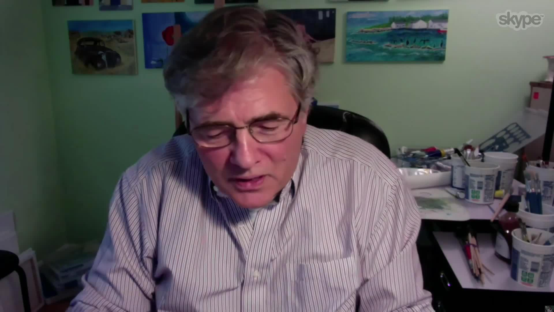 Gillmor Gang: The Black Album